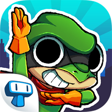 Change Man: Super Hero Game