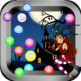 Witch Bubble Shoot Deluxe