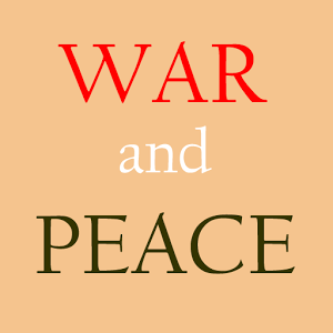 the themes of war and peace in the book war and peace by leo tolstoy Struggling with themes such as warfare in leo tolstoy's war and peace we've got the quick and easy lowdown on it here.