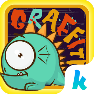 Graffiti Kika Keyboard Theme