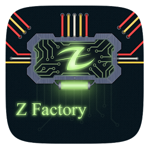 Z Factory  GO LAUNCHER THEME