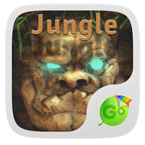 Jungle GO Keyboard Theme