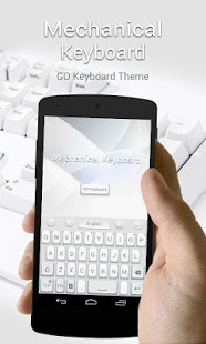 Mechanical-GO-Keyboard-Theme