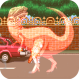 Crazy Dinosaurs Fighter