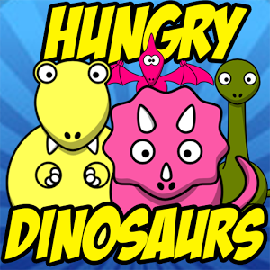 Hungry Dinosaurs Free