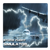 Storm Flight Simulator