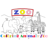 Coloring Animals Zoo