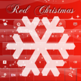Christmas Keyboard Red for GO