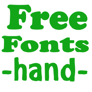 Galaxy Hand Fonts for Flipfont
