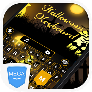 Halloween Mega Keyboard Theme