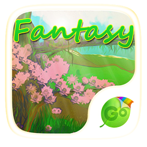 Fantasy Land GO Keyboard Theme