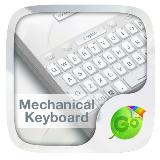 Mechanical GO Keyboard Theme