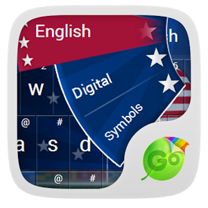 Soccer USA Keyboard Theme