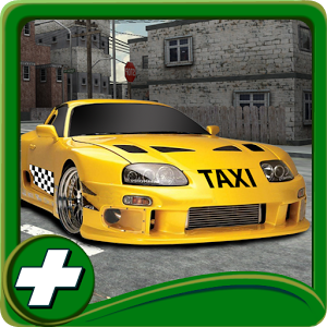 City Taxi 3D Parking Game