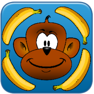Monkey Eat Banana