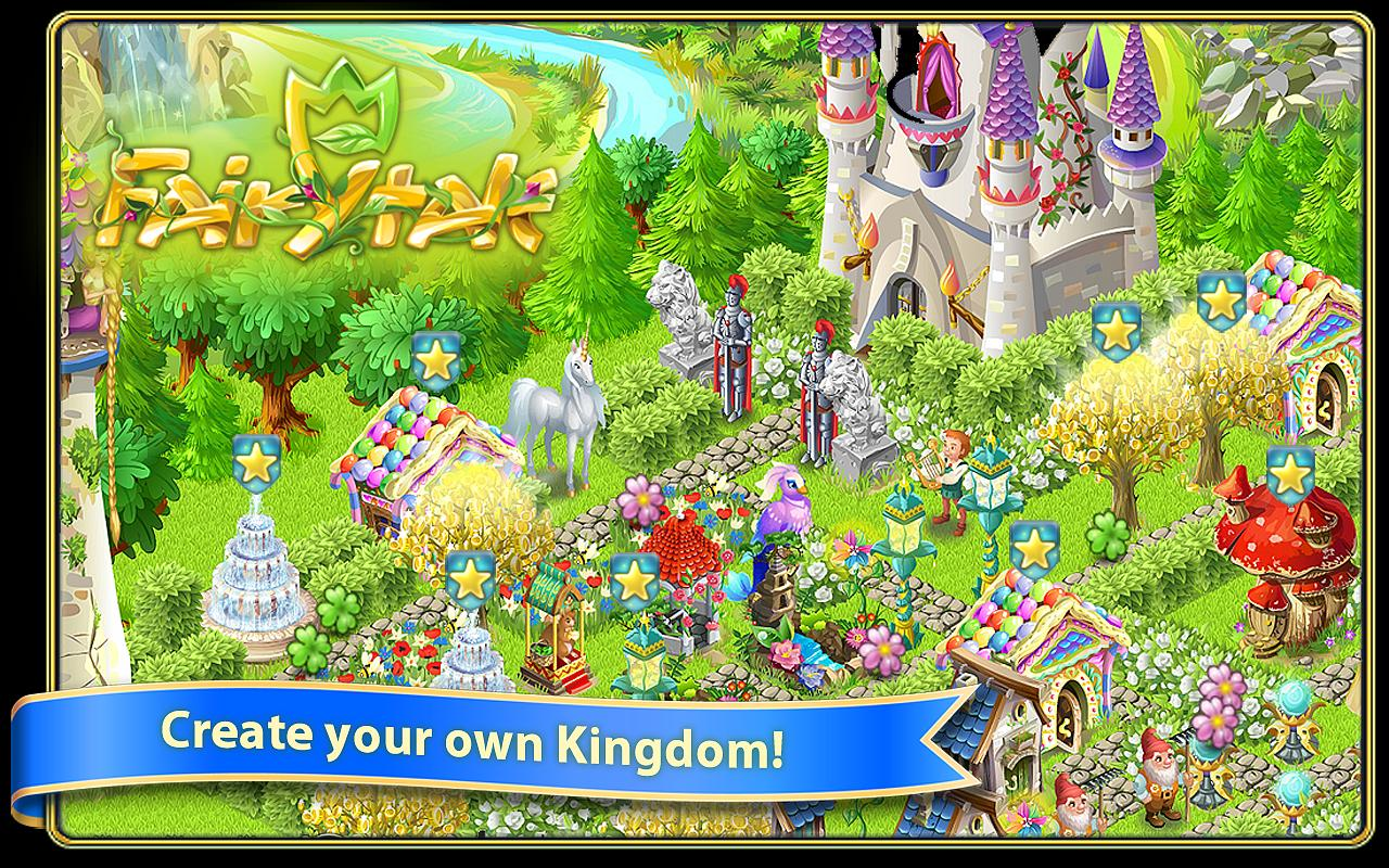Fairy-Day-Farm-City