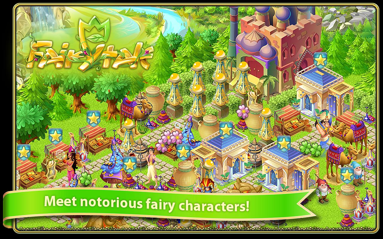 Fairy-Day-Farm-City 1