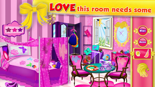 Princess-Cleaning-Room 2